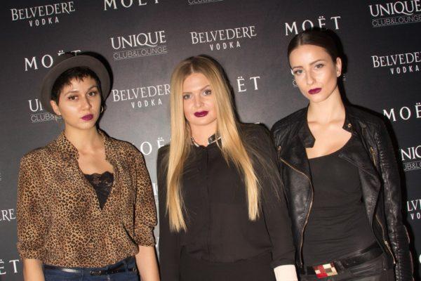 Unique Top Fashion Night 2014
