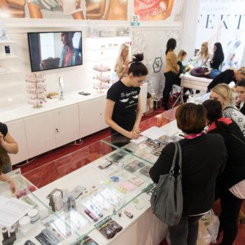 Międzynarodowy Kongres i Targi Kosmetologiczne LNE 6