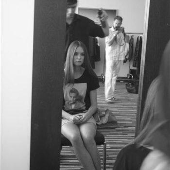 Secret Lashes Fashion Show 2011 - backstage 37