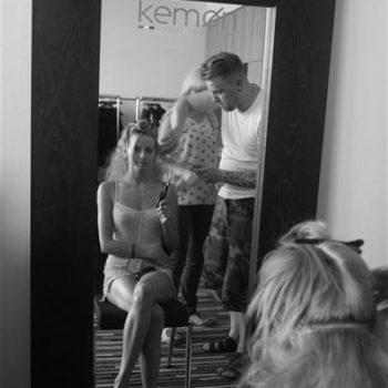 3Secret Lashes Fashion Show 2011 - backstage 44