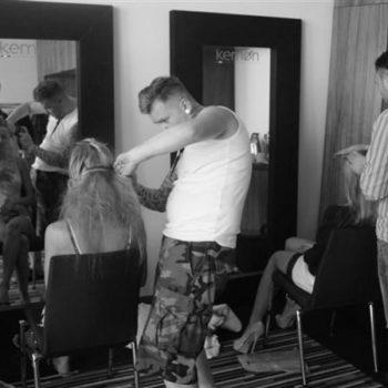 3Secret Lashes Fashion Show 2011 - backstage 45