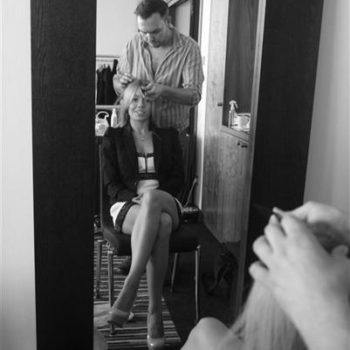 3Secret Lashes Fashion Show 2011 - backstage 46
