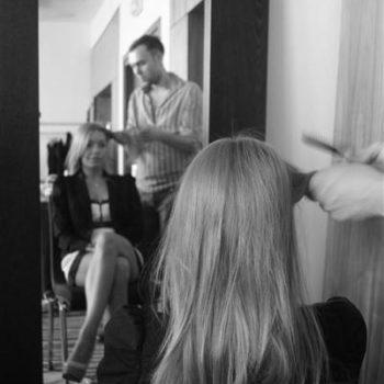 3Secret Lashes Fashion Show 2011 - backstage 47