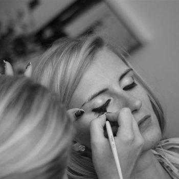 Secret Lashes Fashion Show 2011 - backstage 10