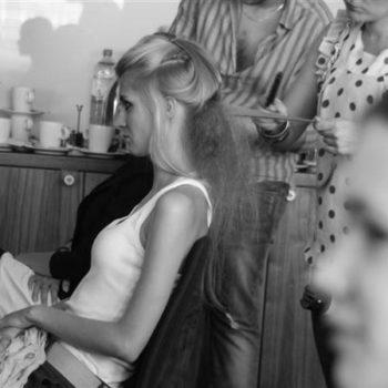 Secret Lashes Fashion Show 2011 - backstage 26