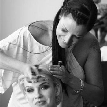 Secret Lashes Fashion Show 2011 - backstage 30
