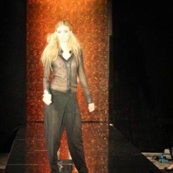 Secret Lashes Fashion Show 2011 - Jacob Haber 7