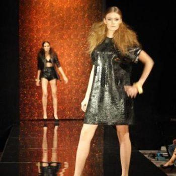 Secret Lashes Fashion Show 2011 - Jacob Haber 8