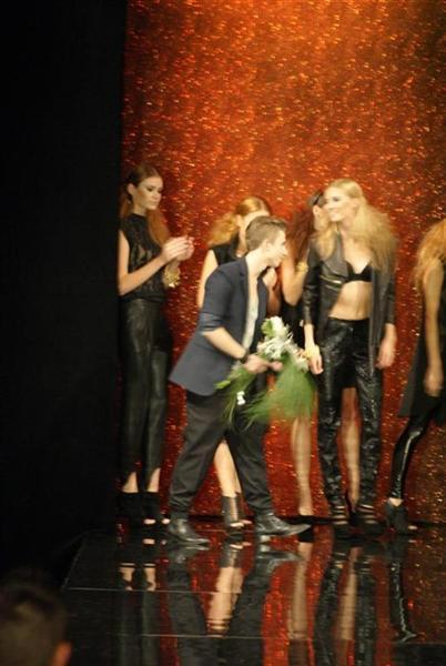 Secret Lashes Fashion Show 2011 – Jacob Haber