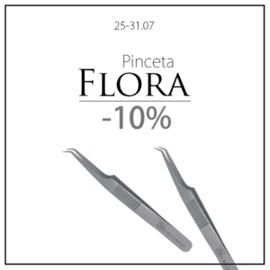 Pinceta Flora -10%
