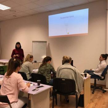 Szkolenie z Tatianą Bilolovets 9