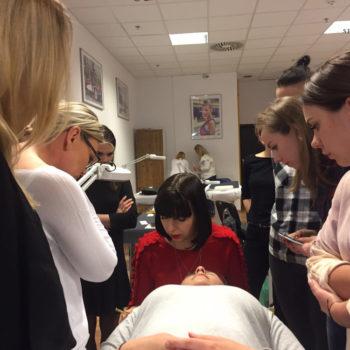 Szkolenie z Tatianą Bilolovets 18