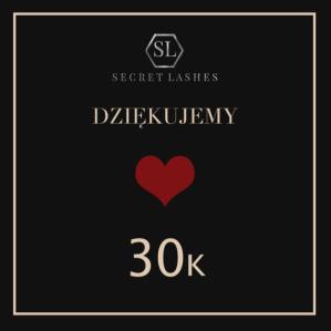 30 tysięcy fanów na Facebooku! Dziękujemy!