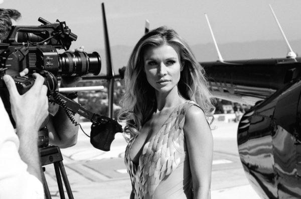 Backstage Joanna Krupa 2016