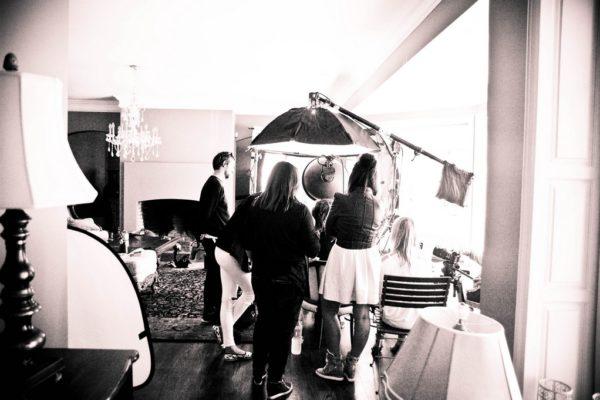 Backstage Joanna Krupa 2015 1