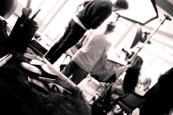Backstage Joanna Krupa 2015 10