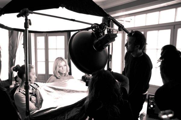 Backstage Joanna Krupa 2015 12