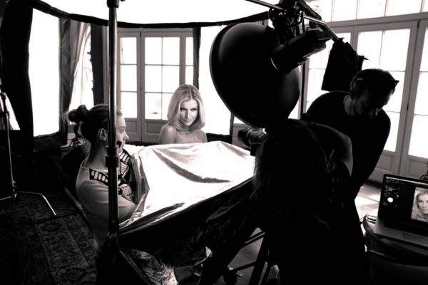Backstage Joanna Krupa 2015 14