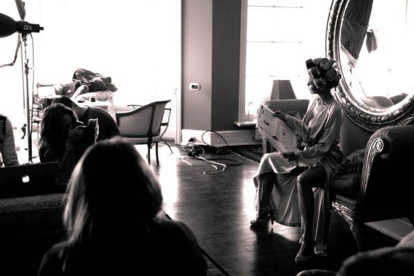 Backstage Joanna Krupa 2015 19