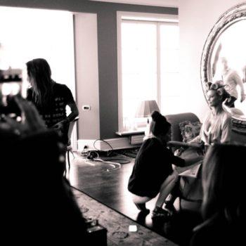 Backstage Joanna Krupa 2015 20