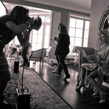 Backstage Joanna Krupa 2015 30
