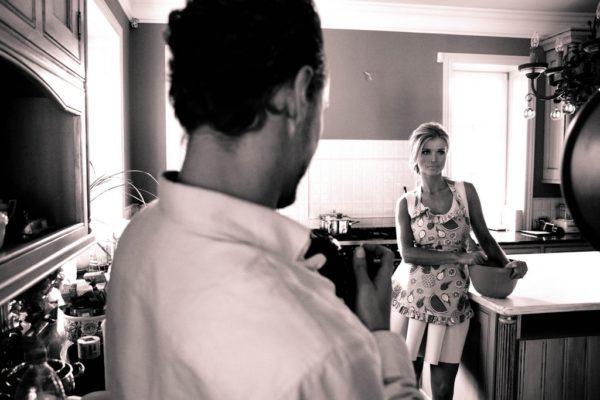 Backstage Joanna Krupa 2015 31