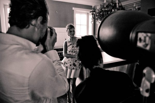 Backstage Joanna Krupa 2015 32