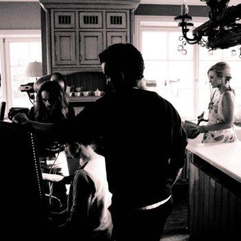 Backstage Joanna Krupa 2015 37