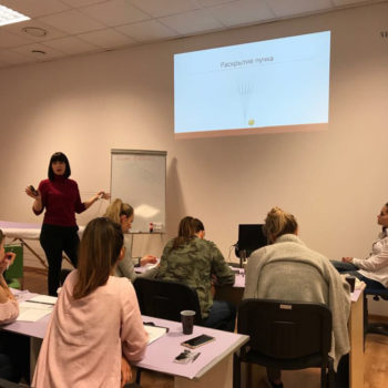 Szkolenie z Tatianą Bilolovets 33