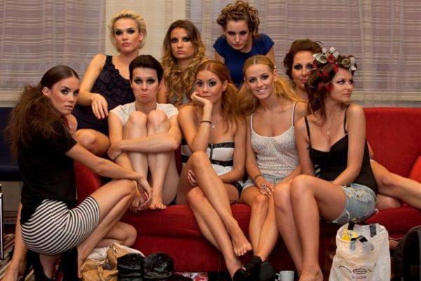 Secret Lashes Fasion Show 2011 6