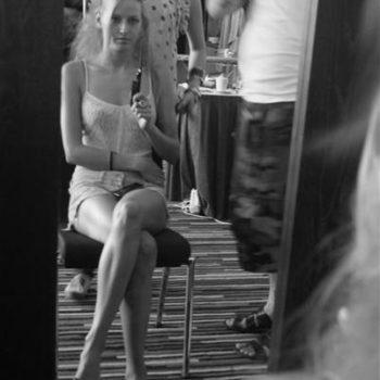 3Secret Lashes Fashion Show 2011 - backstage 43