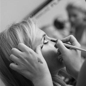 Secret Lashes Fashion Show 2011 - backstage 12