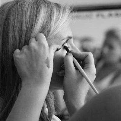 Secret Lashes Fashion Show 2011 - backstage 13