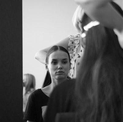 Secret Lashes Fashion Show 2011 - backstage 17