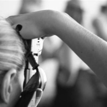 Secret Lashes Fashion Show 2011 - backstage 27