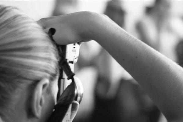 Secret Lashes Fashion Show 2011 - backstage 27