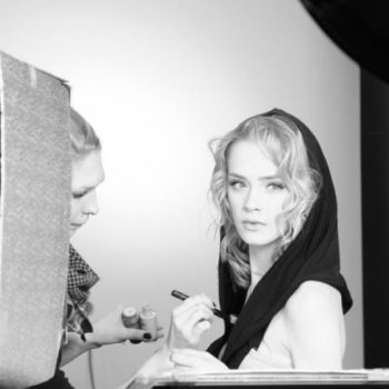 Kasia Smolińska - Backstage 9