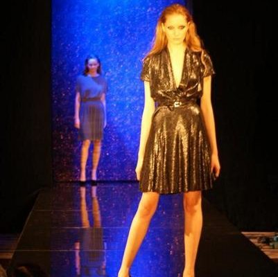 Secret Lashes Fashion Show 2011 - Paprocki & Brzozowski 1