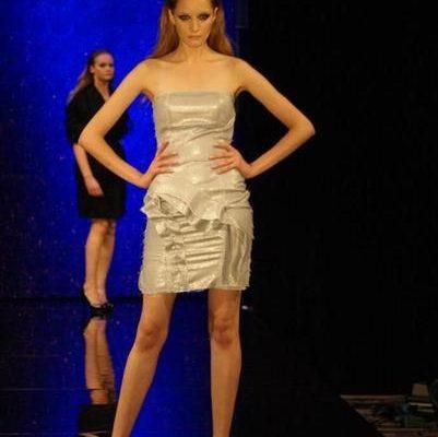 Secret Lashes Fashion Show 2011 - Paprocki & Brzozowski 12
