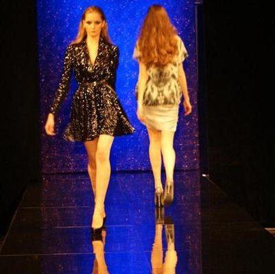 4Secret Lashes Fashion Show 2011 - Paprocki & Brzozowski 19