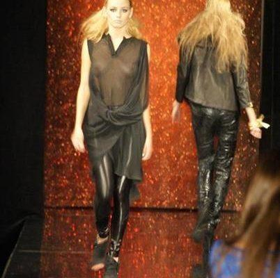 Secret Lashes Fashion Show 2011 - Jacob Haber 2