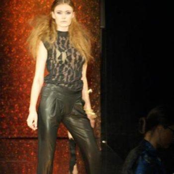 Secret Lashes Fashion Show 2011 - Jacob Haber 4