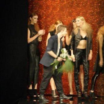 Secret Lashes Fashion Show 2011 - Jacob Haber 6