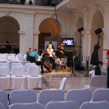 Paprocki i Brzozowski Warszawa 2011 - backstage 25
