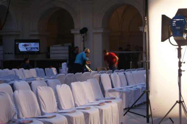 Paprocki i Brzozowski Warszawa 2011 - backstage 27